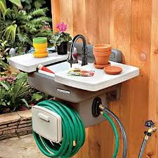 Garden Sink Ideas Inspiring Idea Garden Sink Modest Design 1000 Ideas About Outdoor