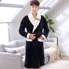 robe de chambre homme robe de chambre homme coton meilleur de peignoir asos shopstyle