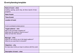 event planning checklist template now featured on website devoted