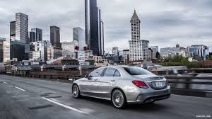 mercedes c300 wallpaper 2015 mercedes benz c class c300 4matic us spec rear hd