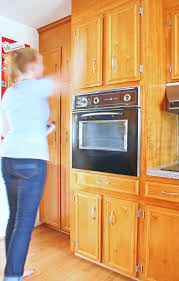 what should you use to clean wooden kitchen cabinets guest cleaning the house checklist cleaning wooden