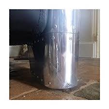 fauteuil aviator alu dc3 cuir silver black ne se fait plus us19