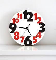 Designer Wall by Ergonomic Homemade Wall Clock 78 Making Large Wall Clocks Diy