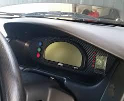custom nissan 200sx 240sx s14 custom motec dash u2013 custom cluster development