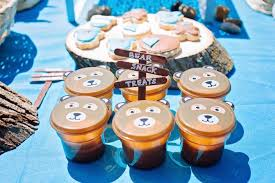 teddy baby shower ideas kara s party ideas teddy picnic baby shower via kara s party