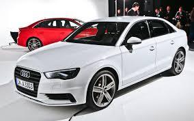 2015 audi a3 cost 2015 audi a3 s3 sedan debuts a3 hatch phev confirmed for u s