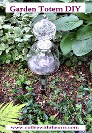 Diy Garden Art Dress Your Garden Diy Garden Totem Amy Clary
