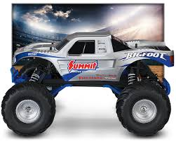 traxxas bigfoot stampede 1 10 rtr electric monster truck id rc