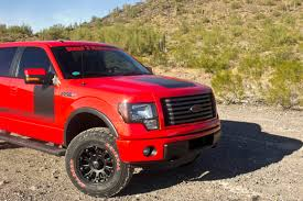 Ford F150 Truck 2012 - new stage3motorsports 2012 f150 supercrew project truck race red
