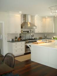 White Kitchen Backsplashes by Subway Tile Kitchen Design Affordable Subway Tile Kitchen