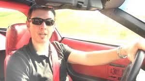 mint 1990 chevrolet corvette zr1 test drive youtube