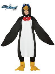 Pikachu Halloween Costume Men Penguin Costume Ebay