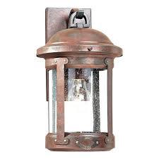 Copper Outdoor Lighting Fixtures Copper Outdoor Light Fixtures Latercera Co