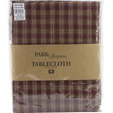 plaid and tartan tablecloths ebay