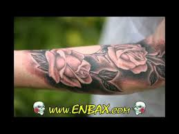 red rose tattoo for men and girls youtube