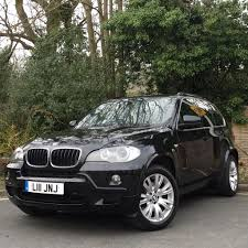 Bmw X5 61 Plate - 2007 bmw x5 3 0 m sport 7 seater black panoramic roof in
