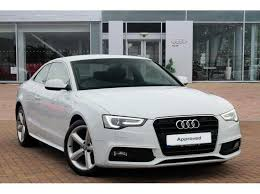 audi a5 coupe used used 2013 audi a5 coupe 1 8 t fsi s line 170ps for sale in