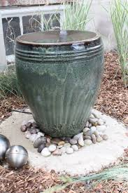 l with water fountain base diy backyard fountain complete with tutorial submersible pump