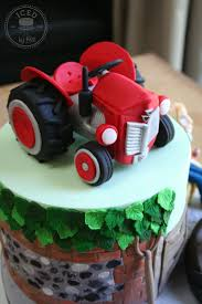 john deere tractor cake by dolcementesheila tracteur routier