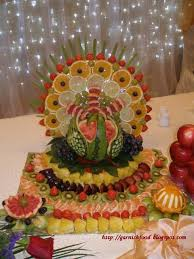 371 best watermelon carvings and fruit displays images on