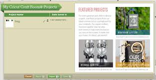 Link Gypsy To Cricut Craft Room - craft room managing and sharing projects cricut help center