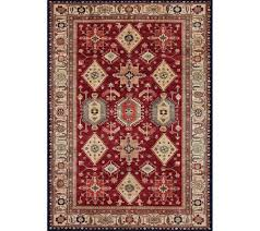 ruggable noor 5 u0027x7 u0027 area 2pc washable rug system page 1 u2014 qvc com