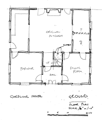 Long Narrow House Plans Gorsline House Gorslinehouse Page 5