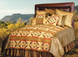 Log Cabin Bedroom Furniture by Rustic Cabin Bedding And Linens