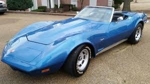 1973 corvette convertible for sale 73 corvette convertible ls4 454c i m21 4 speed for sale photos