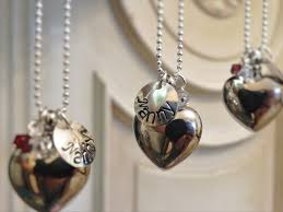 memorial necklace for ashes locket for ashes or hair memorial necklace silver heart
