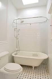 Tile Design Ideas For Bathrooms 106 Best White Subway Tile Bathrooms Images On Pinterest Bath