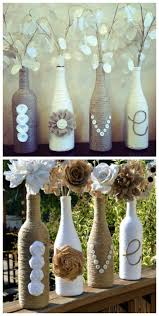 Wine Bottle Home Decor I Totally Have The Bottles Now I Just Need The Crafty Fairy To