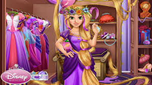 disney princess rapunzel u0027s closet episode full hidden object