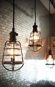 industrial kitchen island lighting commercial fixtures pendant for