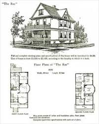 Victorian Home Floor Plan 1878 Print House Architectural Design Floor Plans Victorian
