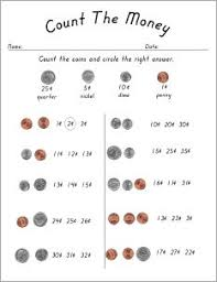 best 25 counting coins worksheets ideas on pinterest counting