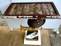 repurposed table top ideas repurposed musical instruments make beautiful decor music homejelly