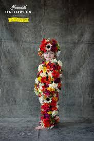 field of flowers costume