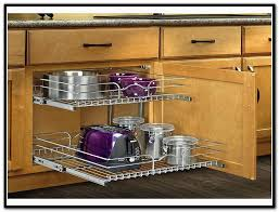 Kitchen Cabinets With Pull Out Shelves Pull Out Shelves For Corner Kitchen Cabinets Home Design Ideas