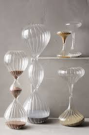 Hourglass Home Decor Shimmering Sand Hourglass Anthropologie