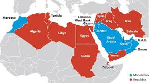 middle east map changes the greater middle east in the of earnest geopolitical