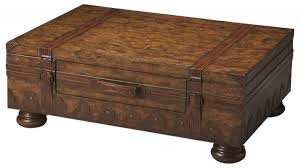 Decorative Trunks For Coffee Tables Coffee Tables Traditional Decorative Trunks And Chests Old World