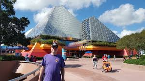 Living With The Land Ride by Of Dolls Disney World Epcot Center Future World