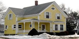 yellow exterior house paint colors popular 2018 2019 house