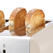 Cream 4 Slice Toaster Breville Colour Collection 4 Slice Cream Toaster Dove Mill