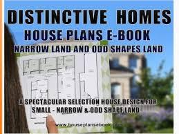 Home Design For Narrow Land American Dream Narrow Lot Design Book Narrow Lot Plans Australia