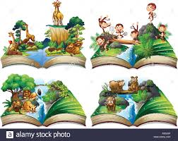 the jungle book illustration stock photos u0026 the jungle book