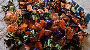 halloween grosgrain ribbon simple halloween hair bows may arts wholesale ribbon company