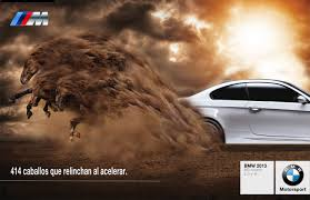 bmw ads my favourite ads with horses yeguada aimaran