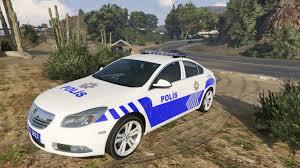 opel insignia 2016 opel insignia 2016 yeni türk polisi gta5 mods com